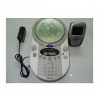 Waterproof CD/AM/FM Radio Play With a bathroom mirror Hidden 2.4Ghz Wireless Camera with Receiver