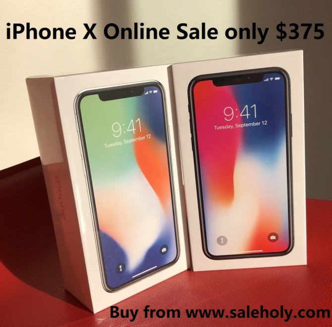 reputable site b7fe6 06d52 FOR SALE APPLE IPHONE X WHOLESALE PRICE 375USD CHARLES For sale Lake ...
