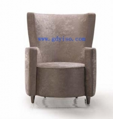 Fabric Sofa Chair-F16-YISO FURNITURE