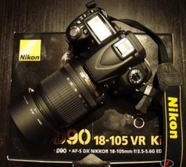For sales, Nikon D700 and D70