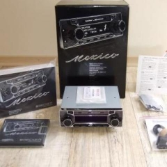Becker Mexico 7948: fixed din navigation Bluetooth stereo.