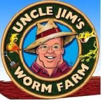Over 40 Years Uncle Jims Specialized in Red Wigglers Own  Uncle Jim's Worm Farm