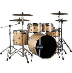 b762515987a8 DDRUM DIOS MAPLE PLAYER 5-PIECE SHELL PACK JAKARTA For ...