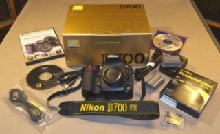 Brand new Nikon D700 DSLR Camera (Body Only)