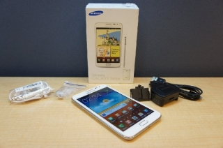 FOR SALE :Samsung Galaxy Note N7000 Quadband 3G GPS Unlocked Phone (SIM Free)