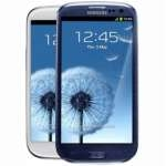 Samsung - Galaxy S III 4G Mobile Phone - Marble White