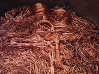 Copper Wire Scrap - Mill Berry