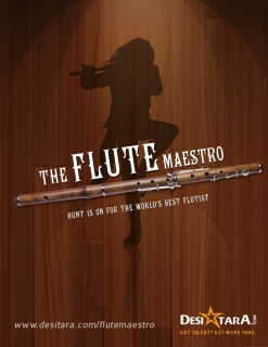 Upload Your Flute Instrumental Videos And Win Playstaion