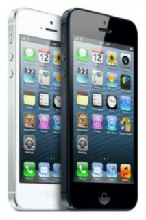 Apple iPhone 5 & 4s factory unlocked