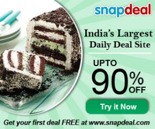 DAILY DEALS | UP TO 90% OFF ON THE BEST STUFF IN YOUR CITY (new delhi india)