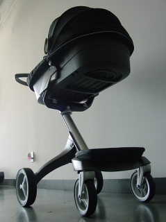 For sale Brand New Stokke Xplory basic Stroller 2012 – dark Navy Orbit Baby