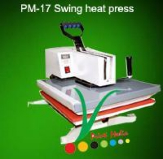 PM-17 Swing heat transfer machine