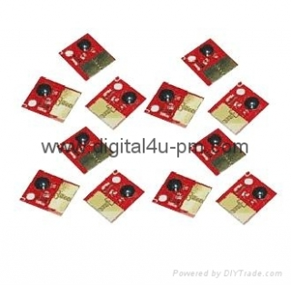 New  type toner cartridge chip