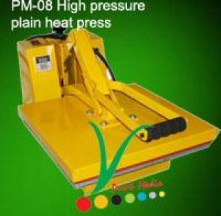 PM-N 08 High pressure heat transfer machine
