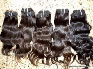 100% Raw Grade AAAA Brazilian Virgin hair extension for who