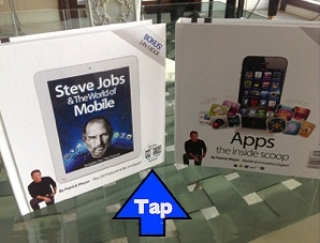 Books about Steve Jobs and Apple