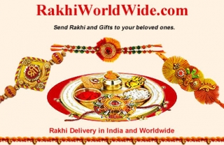 Wish Happy Rakhi with Gifts and Loads of Love