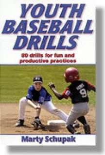 Baseball Coaching Books -Youth Baseball Drills