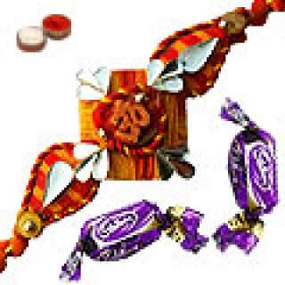 Enjoy this Rakhi Festival with Designer Rakhi and Rakhi Gifts