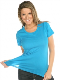 Best Buy Women Crew Neck T Shirt Online
