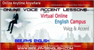 Online American Accent Training now on Skype