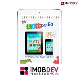 iMOBDEV Technologies-  ISO 9001:2008 certified iPad Apps Development company.