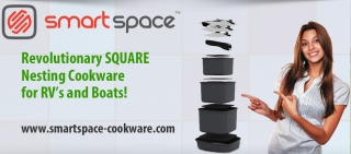 Square Cookware | Smartspace Cookware
