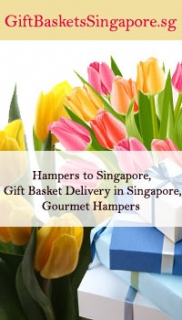 Wide Range of hampers for Singapore