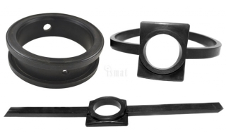 Rubber O-Ring, Quad Seals, Butterfly Valve seals