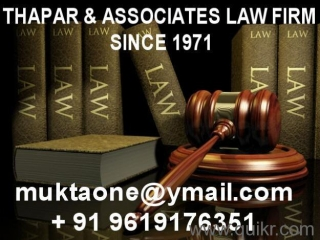 FDA lawyer Advocate Thapar  Associates Law Firm