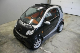 Smart Fortwo Passion CDI for Sale
