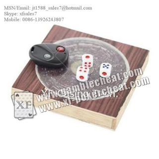 XF electronic dices/poker scanner/cards cheat/contact lenses/invisible ink/marked  playing cards/car
