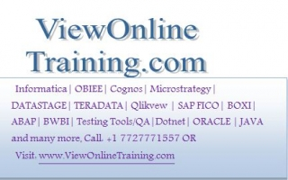 IBM Cognos 10 Online Training, Cognos Online Training From Hyd