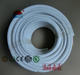 50m pre insulated copper tube