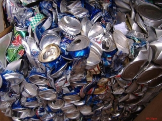 UBC ALUMINUM CAN SCRAP