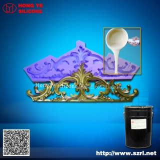 Rtv Liquid Moulding Silicone Rubber for Concrete, PU Resin , Gypsum Casting