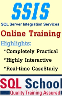 Best SSIS Trainings with Complete Practical Training