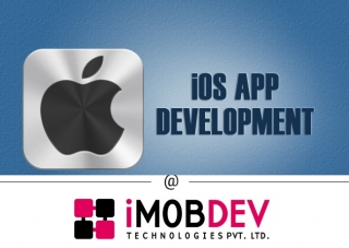 iOS Application Development: Innovations heading your way by iMOBDEV Technologies