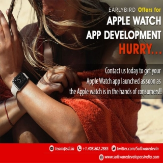 Affordable Apple watch app development