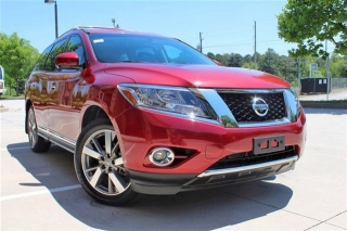 Selling My 2013 Nissan-pathfinder $17,500 Usd