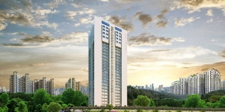 Arthah tower 3 BHk Residential Apartments