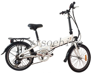 folding electric bikeyisoebike dot com