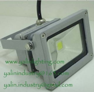 exterior LED floodlight, 10W high power waterproof lighting, outdoor LED flood light, IP65 stadium lamp