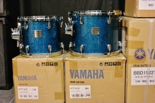 For Sale New 5 Pc Yamaha Birch Custom Absolute Shell Pack
