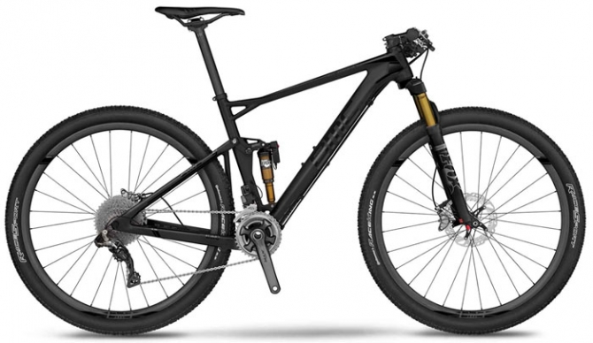 2016 BMC FourStroke 01 XTR Di2 Mountain Bike AXARACYCLES