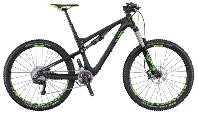 2016 Scott Genius 710 Mountain Bike AXARACYCLES