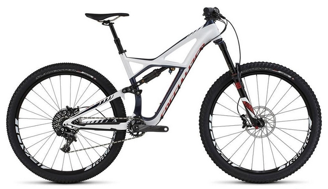 2016 Specialized Enduro Expert Carbon 29 Mountain Bike AXARACYCLES
