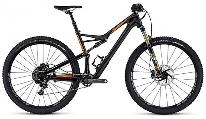 2016 Specialized Camber Expert Carbon 29 Mountain Bike AXARACYCLES