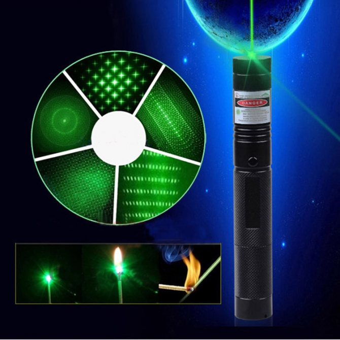 50mw Laser Pointer Pen