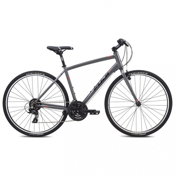 Fuji Absolute 2.3 Flat Bar Road Bike - 2015